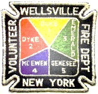 Wellsville, NY Volunteer Fire Dept.